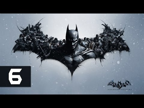 Batman: Arkham Origins - Walkthrough - Part 6 - Dominating Deathstroke