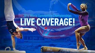 2014 World Gymnastics Championships - Women