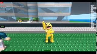 Roblox Random: Dancing Pacman