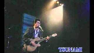 清水宏次朗 - 2003ディナーショー 場所 赤坂プリンスホテル MC+TSUNAMI.