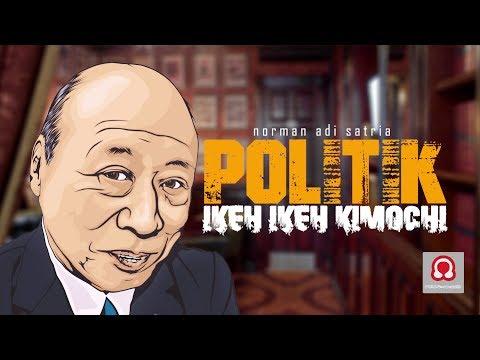 POLITIK IKEH-IKEH KIMOCHI   Puisi Norman Adi Satria