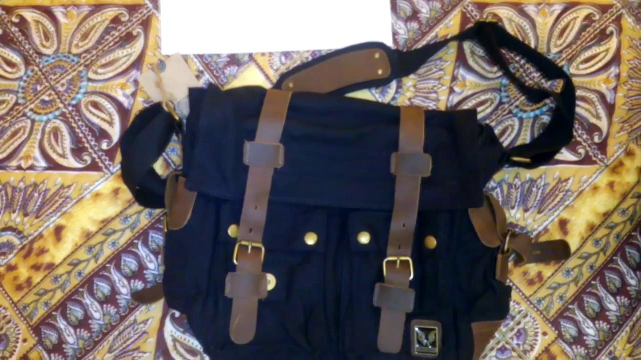 312423f67a3b сумка Я ЛЕГЕНДА цвет черный - YouTube