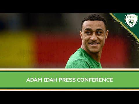 PRESS CONFERENCE | Adam Idah