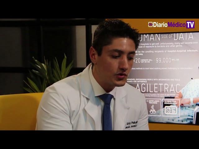 DR. ERICK PISKULICH NEGRILLO, CIRUJANO BARIATRICO DE LA CLÍNICA AVENDAÑO