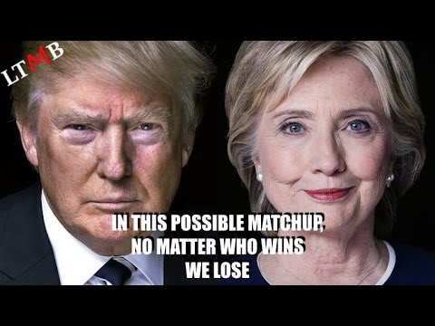 Possible Clinton vs. Trump Matchup Is A Lose-Lose Situation