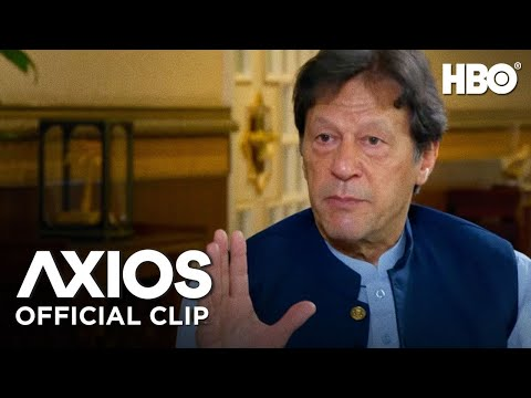 Axios On HBO: Pakistan Prime Minister Imran Khan on China (Clip)   HBO