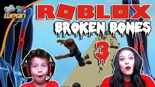 Roblox | BREAKING ALL OUR BONES | BROKEN BONES 3