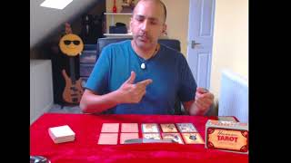 Tarot Reading - Housewives Tarot - LM - 26th March 2018
