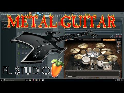 How to Record Metal Guitar (Distortion) using FL Studio