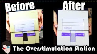 How to Restore Yellow Games and Consoles