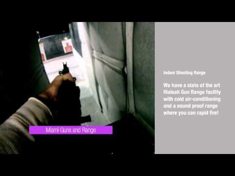 Hialeah Gun Range ǀ Miami Guns and Range ǀ 305-615-2044 | www.miamigunsinc.com