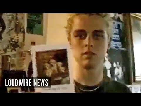 Theresarockface - Billie Joe Armstrong Posted this 1996 Video Message to Super Fan