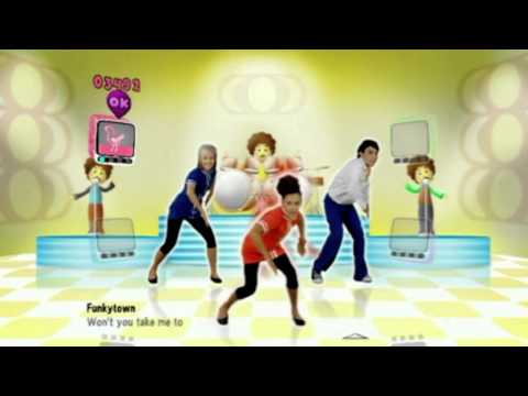 🌟 Just Dance Kids: Funkytown 🌟