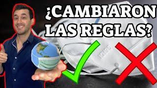 COVID 19| ¡NUEVA GUÍA del CDC PARA VACUNADOS!: ¿ADIÓS A LAS MASCARILLAS? (CUBRE BOCA)