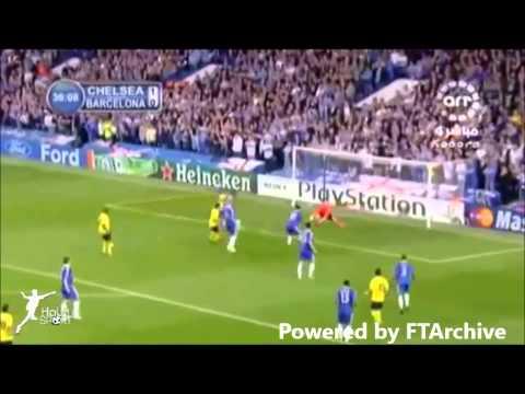 Chelsea 1-1 FC Barcelona Highlights (Champions League 2009) HD
