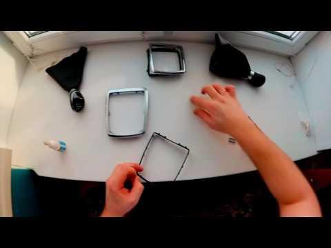 Ручка переключения передач Форд Фокус 2 рестайлинг