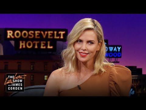 Charlize Theron Is In Love with 'The Bachelor'