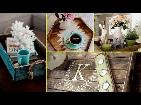 ❤-diy-farmhouse-style-wooden-rustic-tray-decor-ideas--home-decor-and-organisation-2017❤