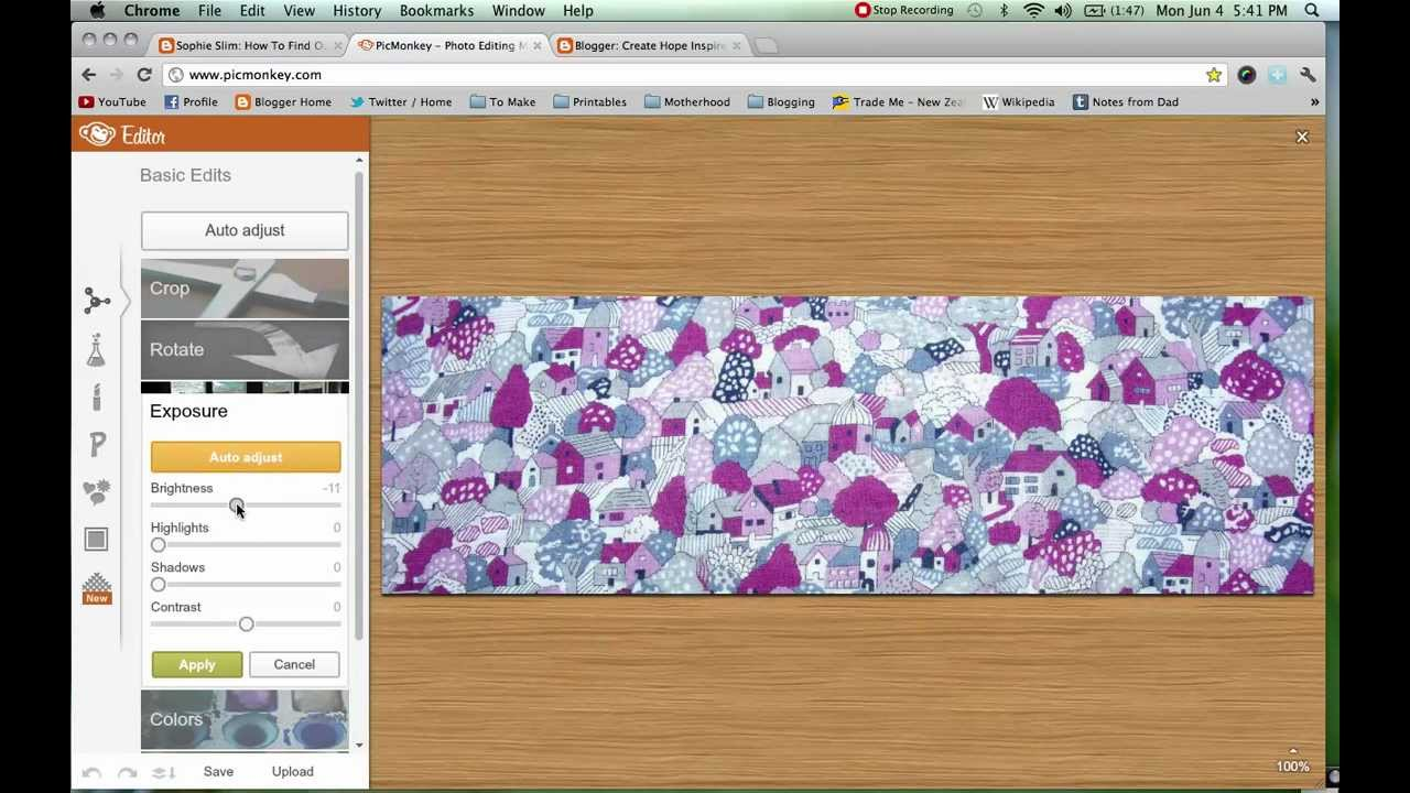 How To Design A Blog Header by Sophie Slim - YouTube