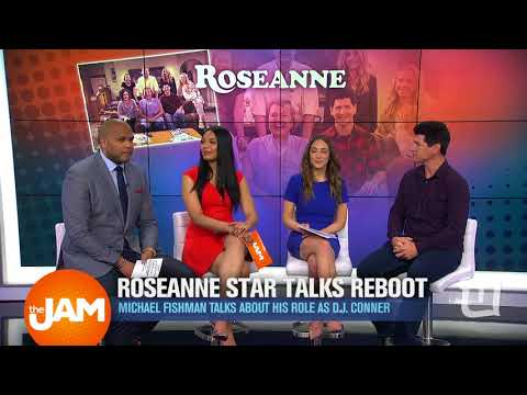 Chatting With Michael Fishman From 'Roseanne'