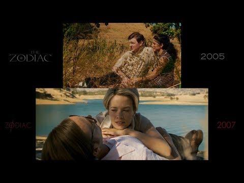 The Zodiac (2005) / Zodiac (2007): side-by-side comparison
