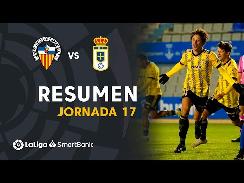 Sabadell CE Oviedo Goals And Highlights