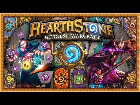 Hearthstone: Legend Super Secret Mage Deck (Part 1)