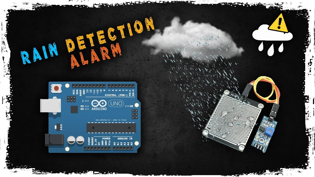 Arduino Rain Water Alarm Youtube How To Make A Detector Circuit