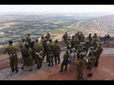 US congressman calls for recognition of Golan Heights as Israeli territory