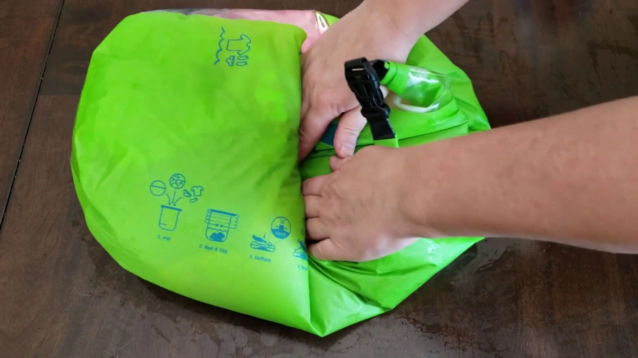 Scrubba Wash Bag Review How To Your Clothes While Traveling
