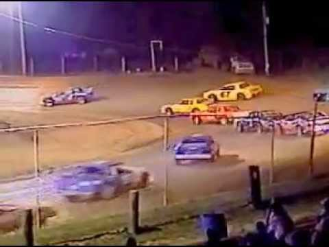 Street Stock Feature Adrian Speedway