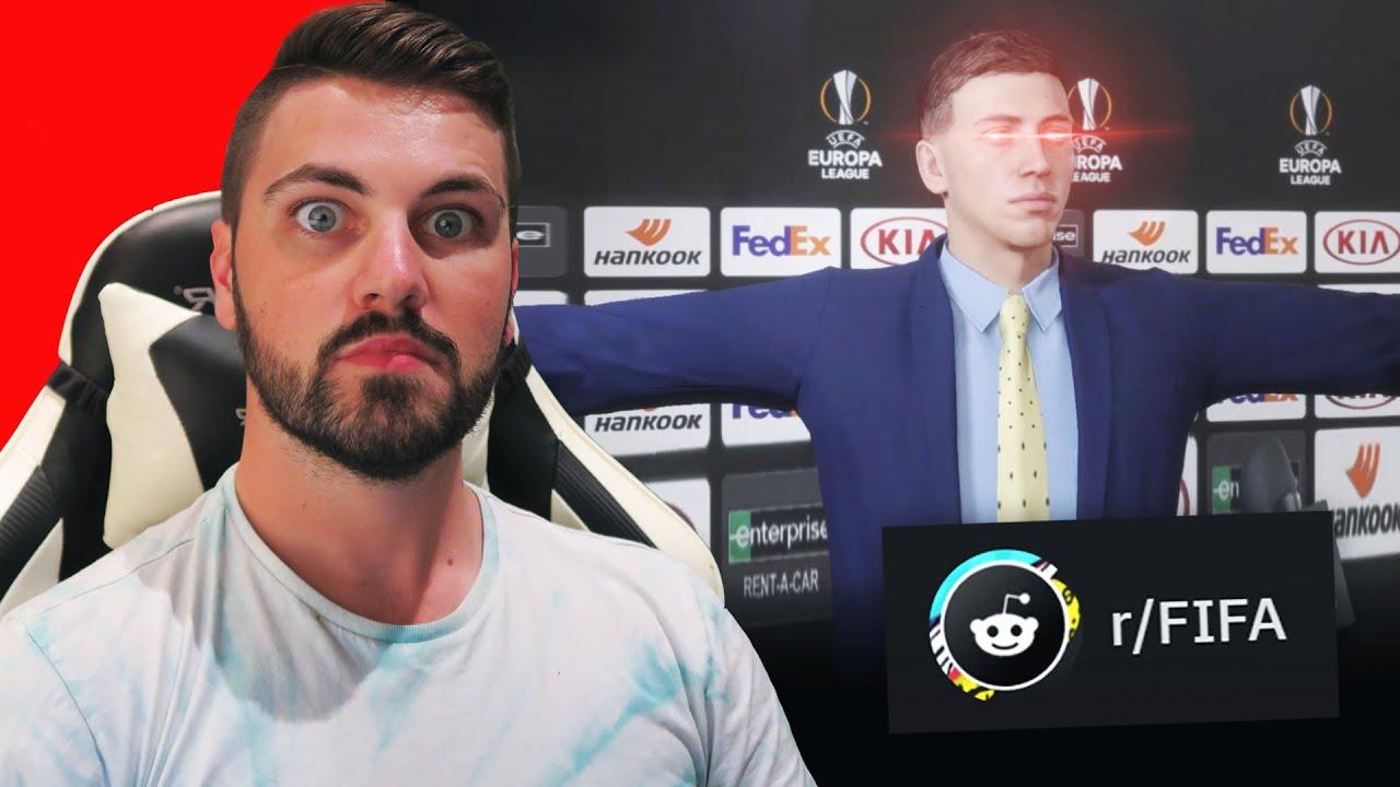 Reddit Fifa