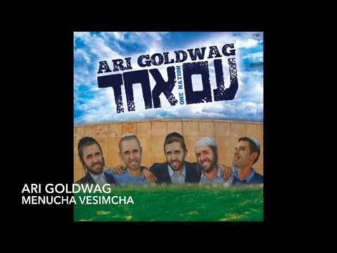 Ari Goldwag - Menucha Vesimcha