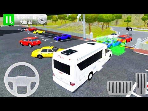 Download Jeux simulateur de conduite - camping car - jeu de voiture gratuit - Android GamePlay