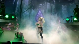Britney Spears - Toxic (Piece of Me Tour, Sandviken, Sweden, 11.08.2018)
