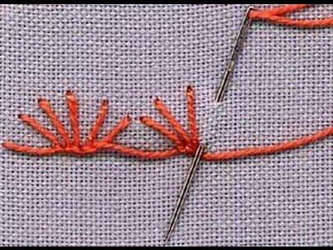 Diy Hand Embroidery Stitches Basic Stitches Tutorial Youtube