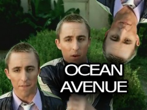 Theres a place off OCEAN AVENUE where I used to OCEAN AVENUE