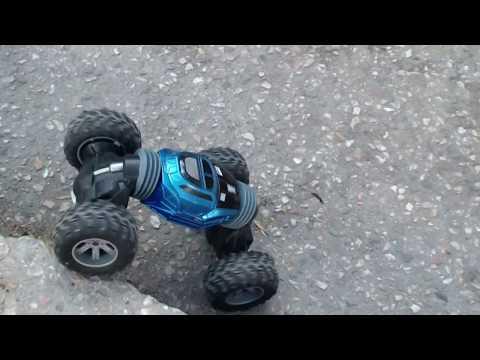 ОЧЕНЬ КРУТАЯ МАШИНКА НА ПУЛЬТЕ УПРАВЛЕНИЯ Twist Climbing Car / Тест-драйв