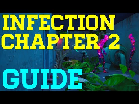 How To Complete Infection Chapter 2 By Juxi - Fortnite Creative Guide