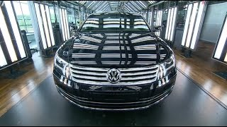 Inside VW's Transparent Factory   The Edge
