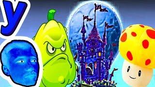 КАБАЧОК вернулся к ПРоХоДиМЦу! Темный ВЕК и Добрые ГРИБЫ #410 Мультик ИГРА - Растения против ЗОМБИ 2