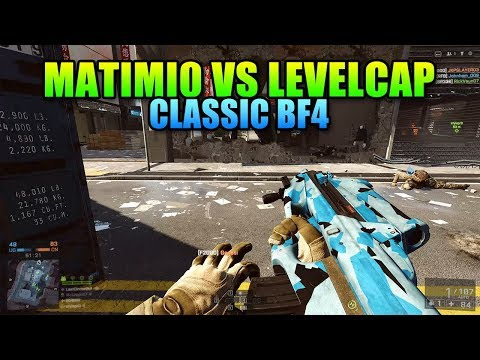 Classic BF4 Matimio vs LevelCap - FIGHT!