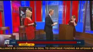Jane Hampton Cook Quizzes Fox & Friends on Presidents Day