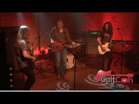 Jamming With Phil X Live at Guitcon