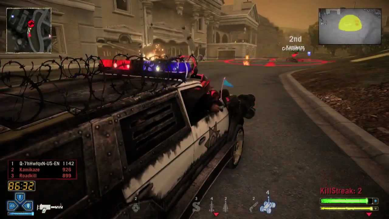 Twisted Metal : Mr.Grimm Trailer - YouTube