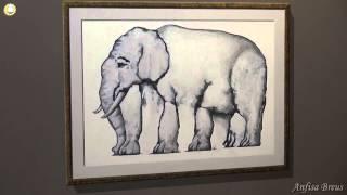 Выставка 3D картин. Таиланд. Art in Paradise Chiang Mai. Illusion Art Museum. 07