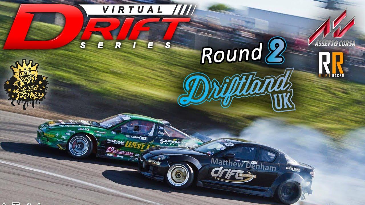 Virtual Drift Series Round Driftland Uk Top All