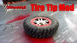 Traxxas Slash Tire Mod | How to gain more traction!