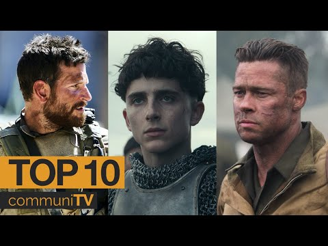 Top 10 War Movies of the 2010s