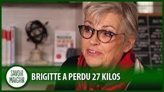 Pour perdre 25 kilos après 60 ans, Brigitte a choisi Savoir Maigrir